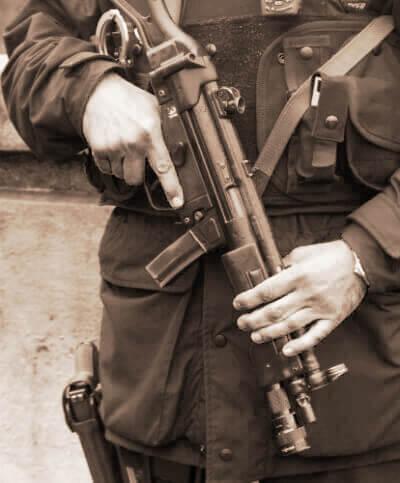 Oryxx - Waffenrechtliche Genehmigungen nach § 28 Waffengesetz (WaffG)